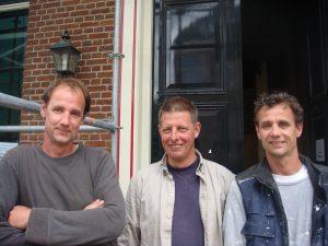 De eigenaars van Wijks Bouwbedrijf B.V.